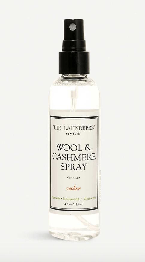 laundress cedar wool cashmere spray