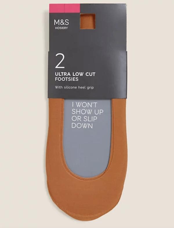 ultra low cut footsies