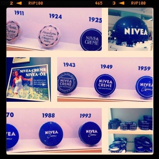 Nivea's brand evolution