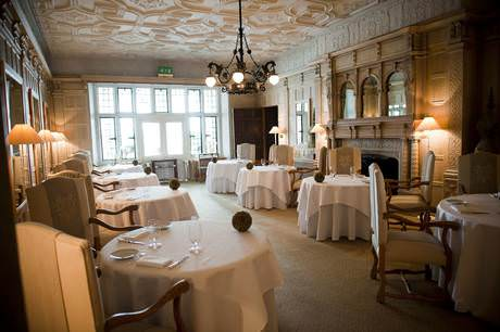 Adam Simmonds Restaurant at Danesfield House