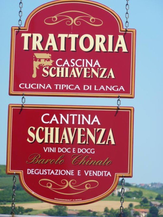 Schiavenza, Serralunga d'Alba