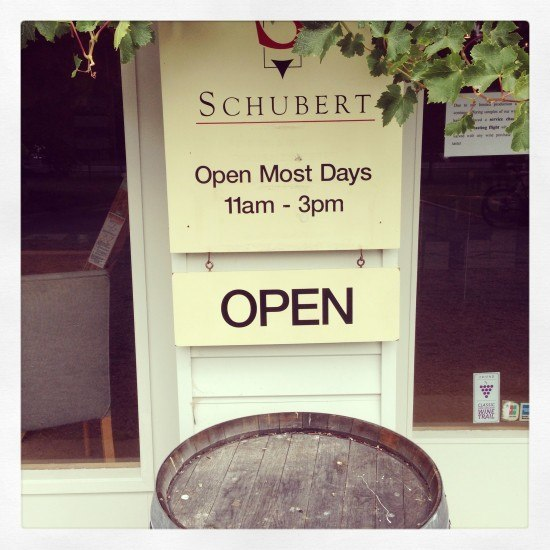 Now RELAX and breathe! That's the Schubert way!