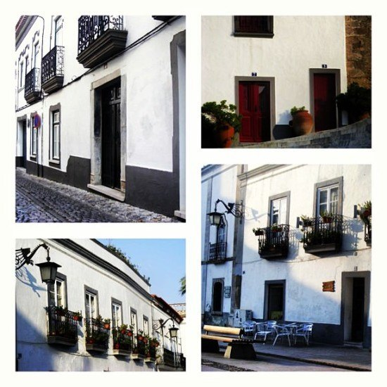 Serpa, Alentejo - the town painted in 50 shades of grey