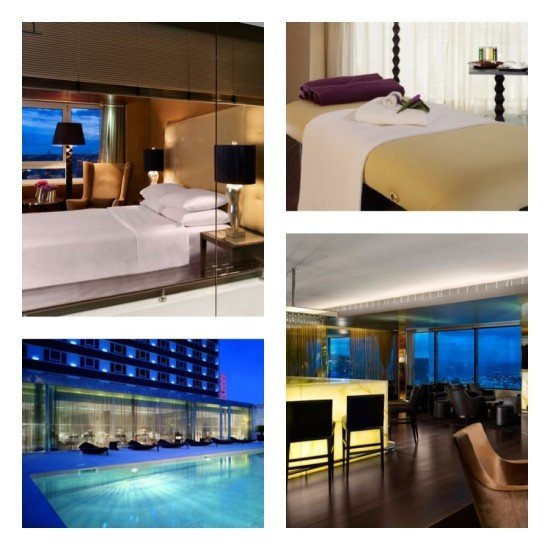 The one and only, Sheraton Lisbon Hotel & Spa