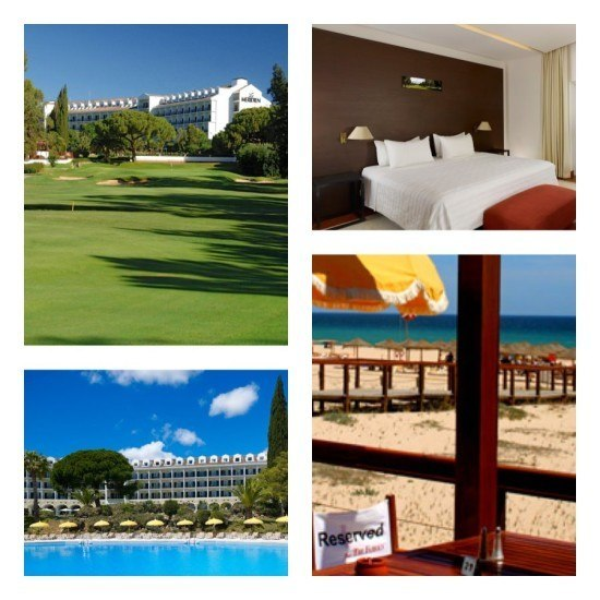 Golf, sangria for lunch and the perfect beach - at the Le Meridien Penina, in Alvor (Algarve)