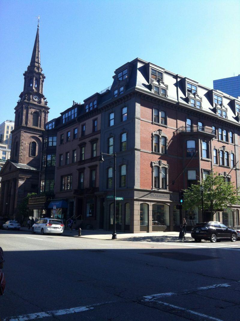 I love Boston!