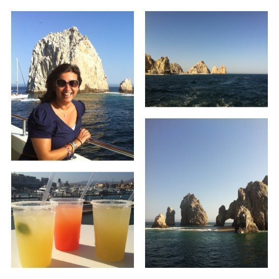 Stunning scenery aboard our cruise. Strangely enough, Los Cabos reminded me of Portugal...