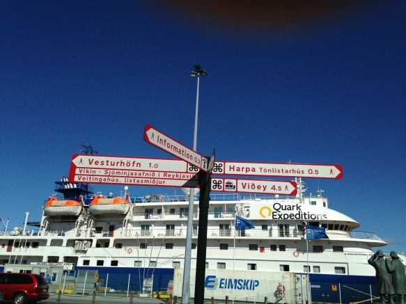 Iceland - which way now?