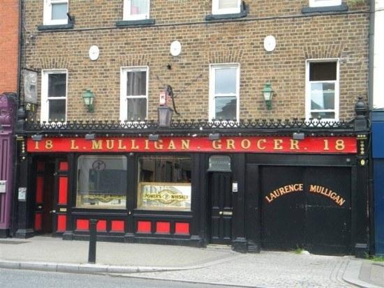Mulligan Grocer