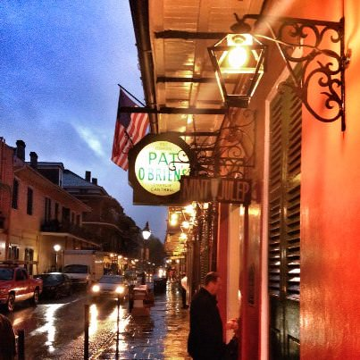 The streets of NOLA - photo by Leah Walker