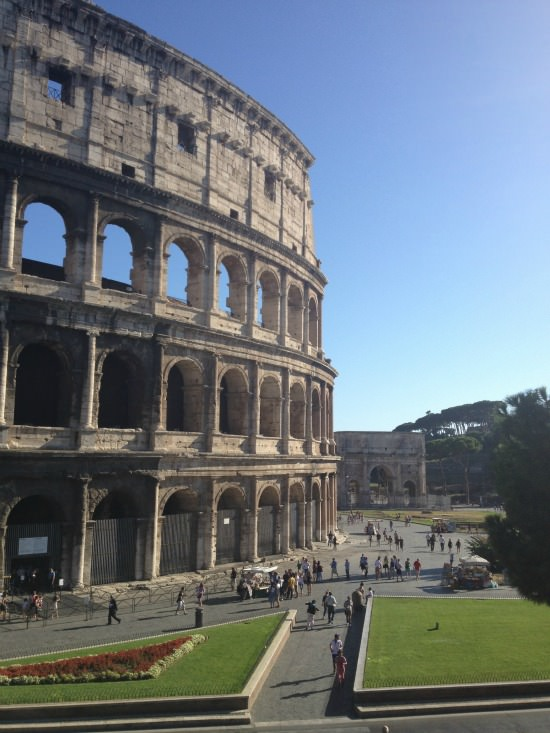 Impressive Colosseum!