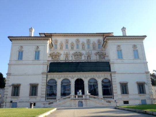 The amazing art collection in the Borghese Gallery