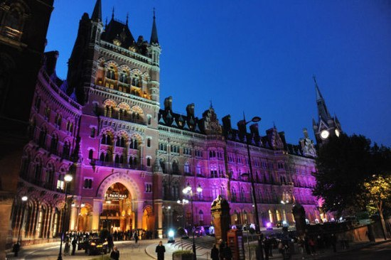 Hotels Around St Pancras International Station