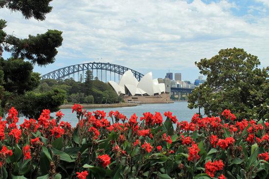 The fab Sydney Opera House
