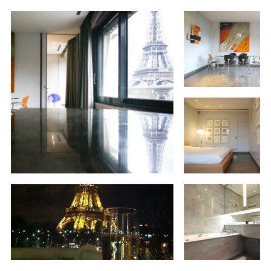 My ubercool Art Deco Paris apartment