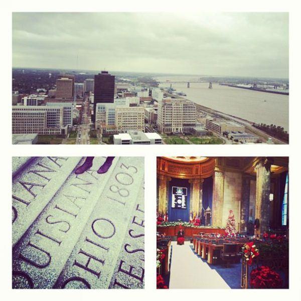 Baton Rouge Capitol Bulding