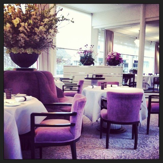 "It was Baur au Lac's breakfast room that inspired me to start the ""My hOtel series"""