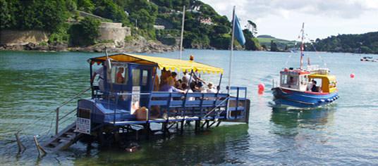 Love the local ferry interpretation!