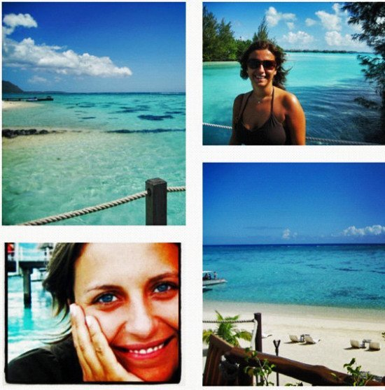 Moorea in French Polynesia, the most amazing place I have ever been to