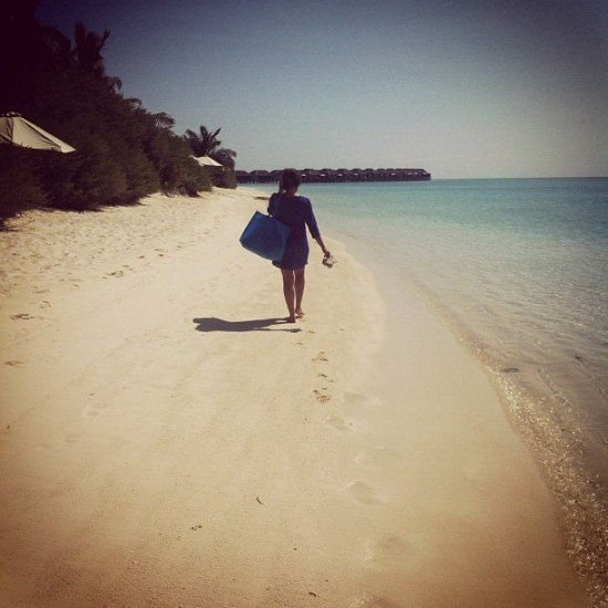 PS. Maldives, I miss you already