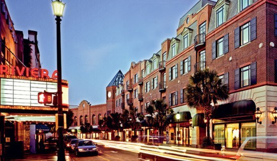 Charleston Place Hotel - photo by Charleston Visitors Bureau