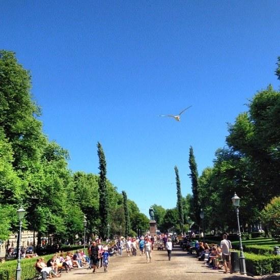 Hello Helsinki!