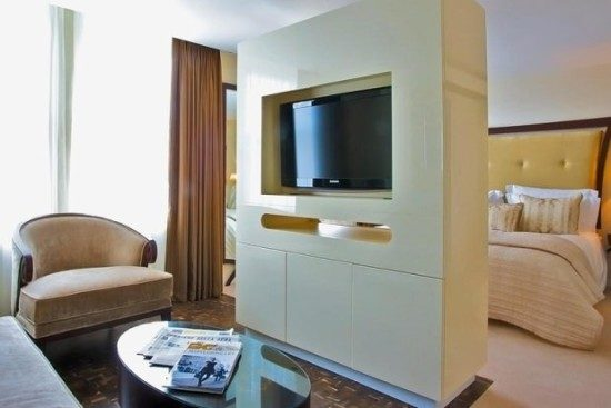 Smart and spacious Junior Suite