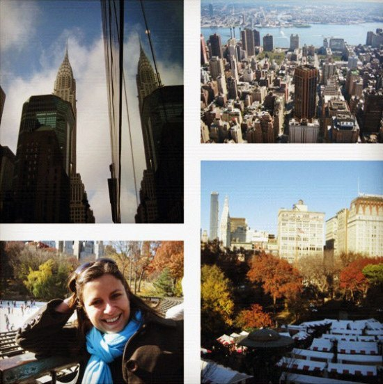 New York, USA - truly the centre of the world