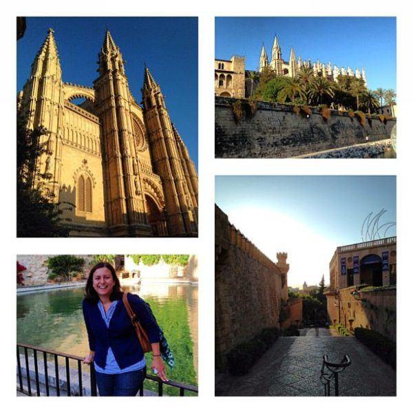 A luxury long weekend in Mallorca - cathedral in Palma de Mallorca