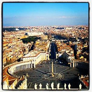 Rome, Rome, Rome!