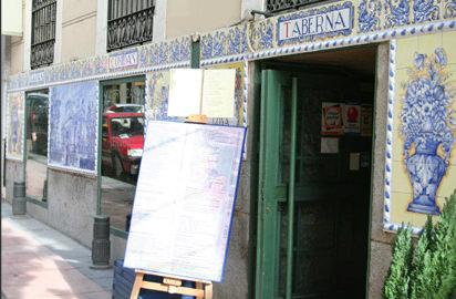 Taberna El Rincón de Goya
