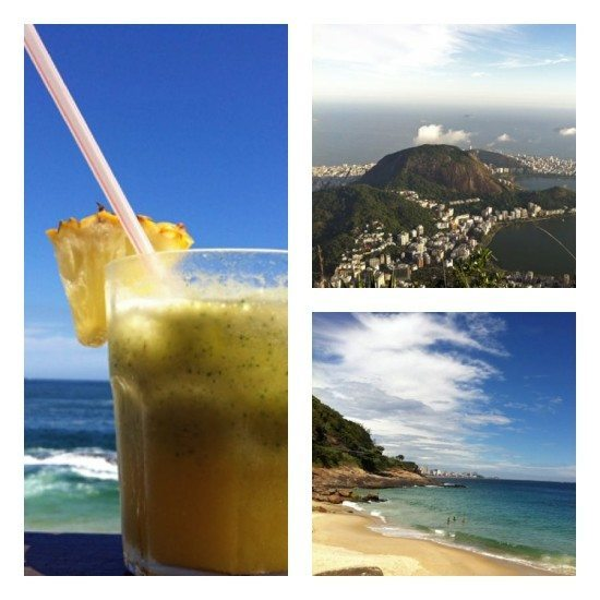 Rio de Janeiro, Brazil - stunning beauty and oh those drinks!