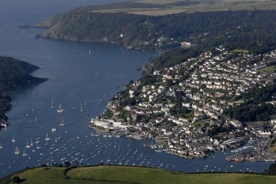 The wonderful South Devon coastline