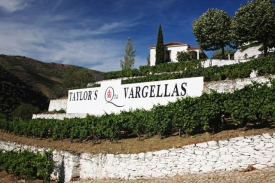 Taylor's Vargella Estate in the Douro Valley, Portugal