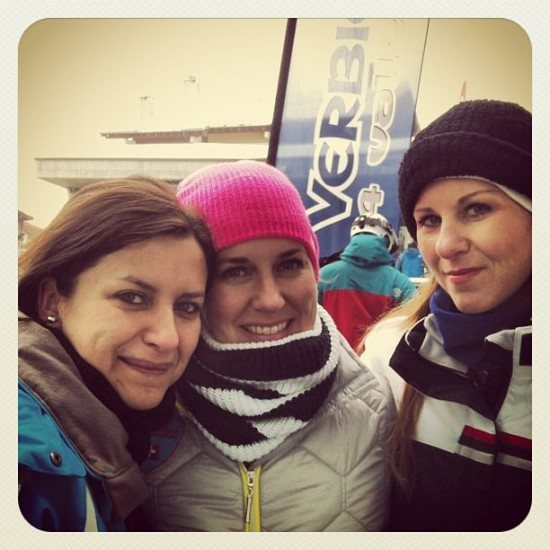 The Swiss Adventure Girls - moi, Lola and Leah